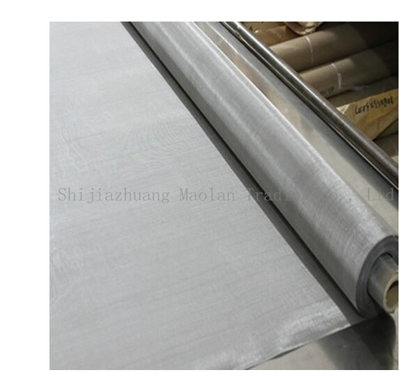 plain weave stainless steel mesh,